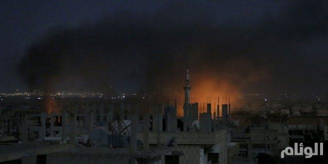 اليمن.. قتلى حوثيون في غارات للتحالف على مريس