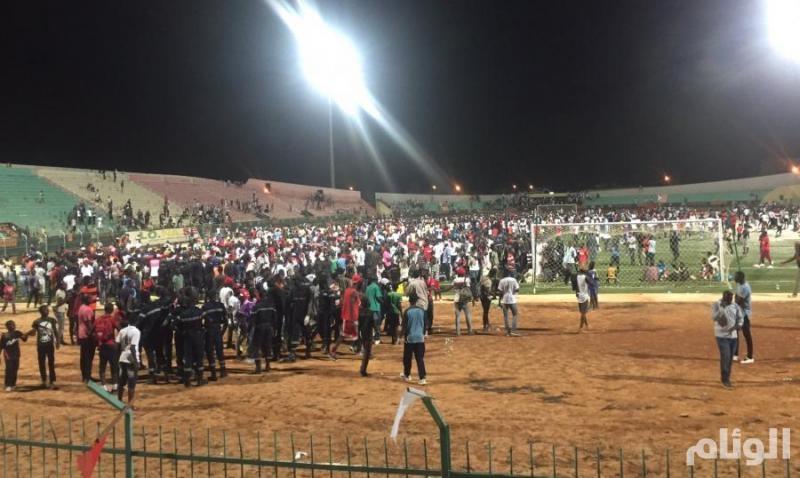 ليلة دامية في السنغال بسبب مجزرة النهائي