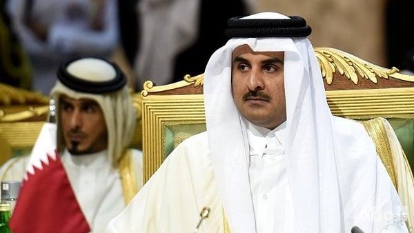 أمير قطر يتلقى دعوة من «الصباح» لحضور القمة الخليجية في الكويت