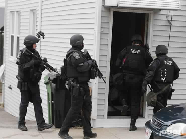 الشرطة الأمريكية تلقي القبض على منفذ عملية الدهس في فيرجينيا