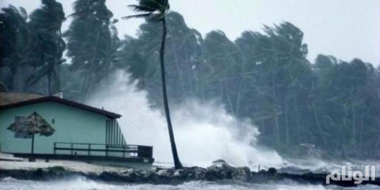 العاصفة نورما تشل حركتي الملاحة والصيد البحري في لبنان