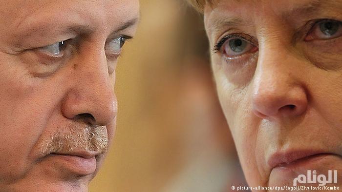استطلاع: غالبية الألمان يؤيدون ممارسة ضغوط اقتصادية على تركيا