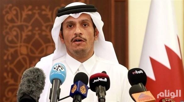 وزير خارجية قطر: وافقنا على مبادرات حل الأزمة الخليجية