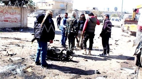 مقتل «23» مسلحاً من المعارضة السورية بتفجير قرب حدود الأردن