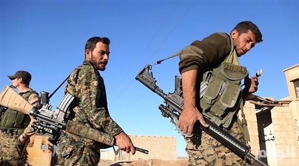 قوات سوريا الديمقراطية تسيطر على المدينة القديمة بالرقة كاملة