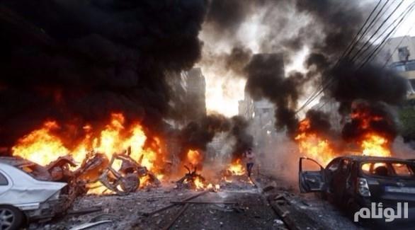 11 قتيلاً وجريحاً بتفجير انتحاري غرب العراق