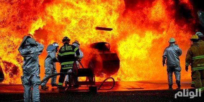 حريق جديد يجلي الآلاف بشمال كاليفورنيا الأمريكية