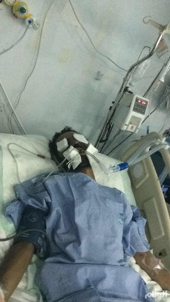 والد شاب مريض يستغيث بولي العهد لإنقاذ حياة ابنه