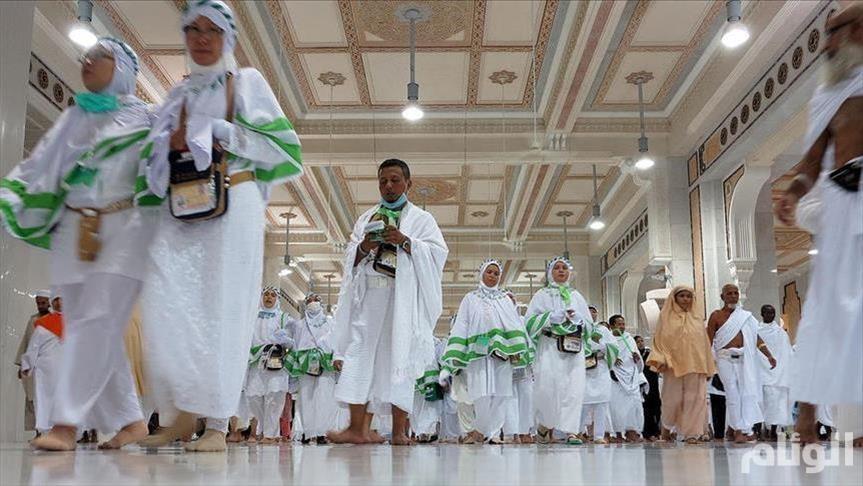 «الحج الميسر» يسير 500 مسلم لأداء فريضة الحج