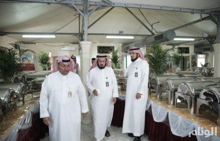 أمين عام برنامج خادم الحرمين للحج والعمرة: مخيمات القطريين بأعلى درجات الجاهزية