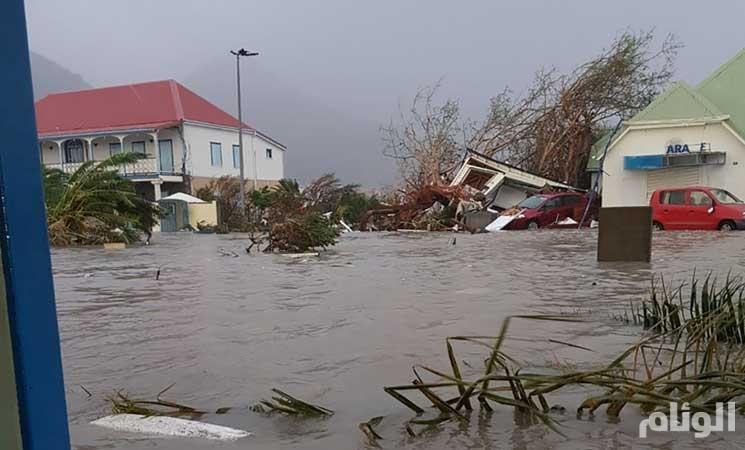 رعب وكوابيس في الكاريبي وجمهورية «الدومينيكان» بسبب الإعصار «إيرما»