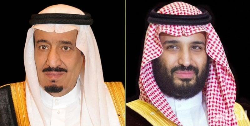 القيادة تهنئ الرئيس اليمني بذكرى يوم الوحدة لبلاده