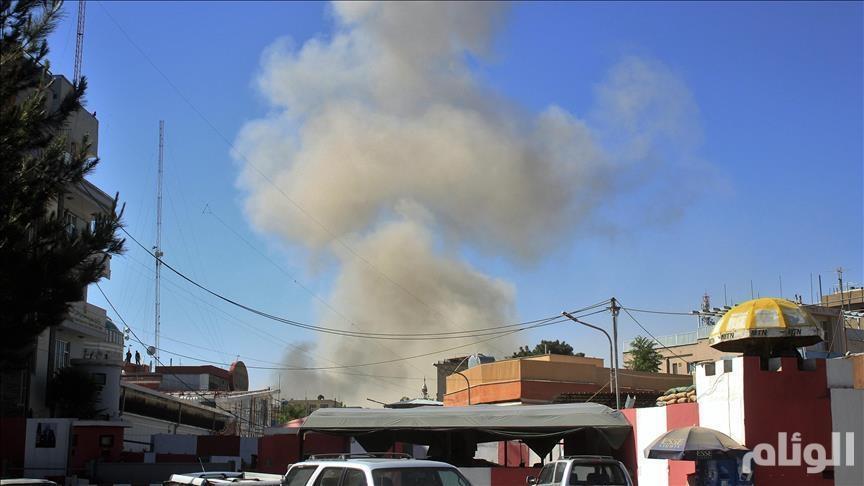 سقوط ضحايا إثر تعطل أحد الصواريخ الأمريكية خلال غارة جوية في كابول