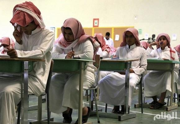 """33 ألف طالب وطالبة بـ""""تعليم الليث"""" يعودون إلى الدراسة غدا"""