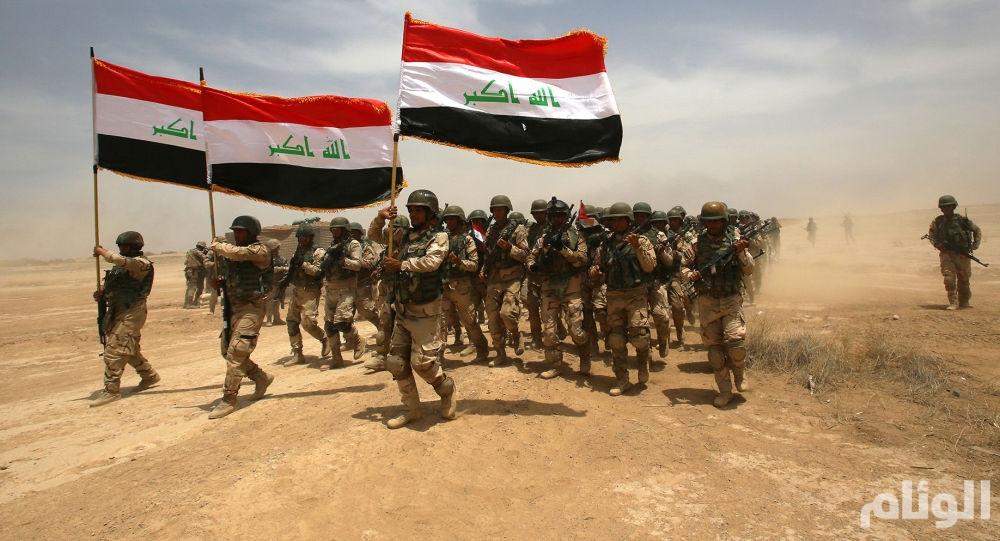 القوات العراقية تقتل 52 داعشيا وتحرر 66 قرية في أيسر الشرقاط