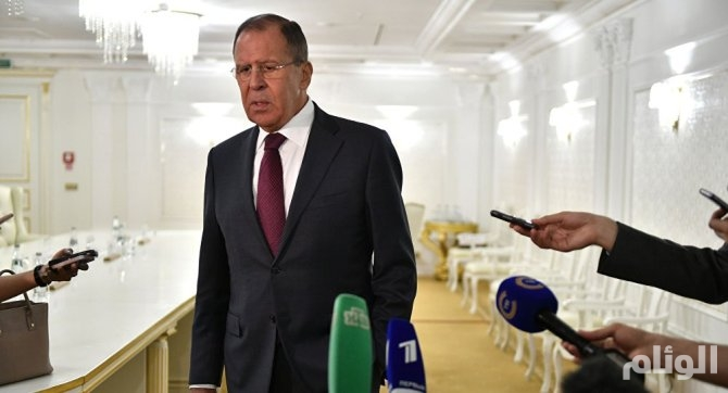 وزير خارجية روسيا يزور السعودية غداً