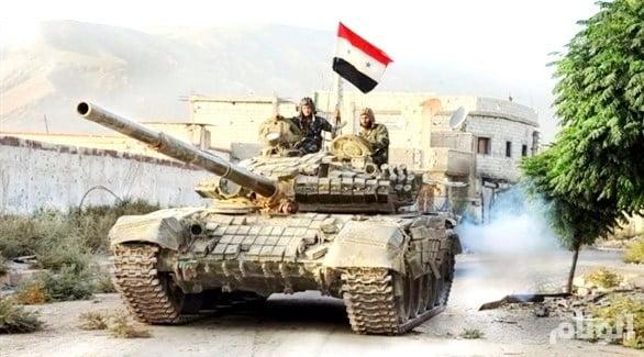 قوات النظام السوري تشن عملية قصف مكثفة في عموم الريف الحموي