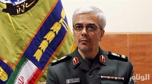 رئيس أركان الجيش الإيراني: أي دولة تفكر في مهاجمتنا ستدفع الكثير