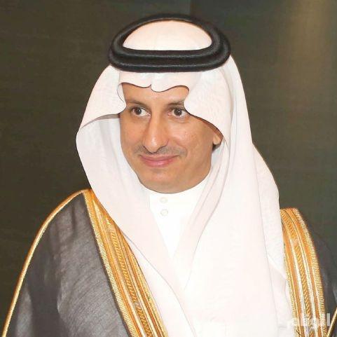 رئيس هيئة الترفيه يشرف على تجهيزات فعاليات اليوم الوطني