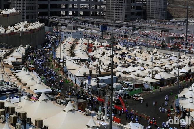 الطقس في مكة والمشاعر والمدينة المنورة