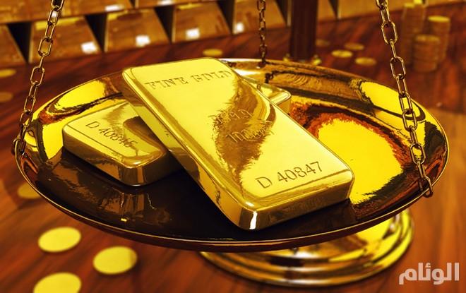 أسعار الذهب تلامس أعلى مستوى لها منذ سبتمبر الماضي