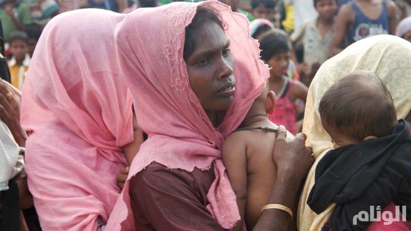 الروهنغيا المسلمون يستجيرون من الموت بـ«مخيمات العذاب»