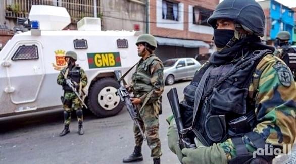 واشنطن تدعو الجيش الفنزويلي للانضمام إلى خوان جوايدو