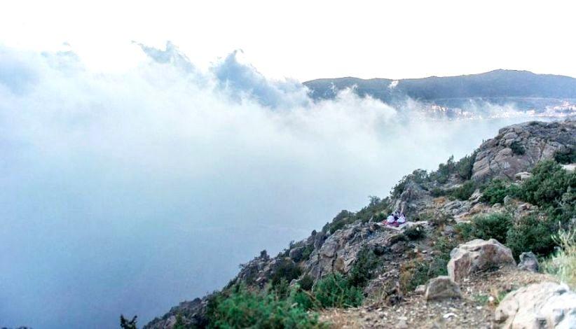 الأرصاد: توقعات بهطول أمطار في مرتفعات جازان وعسير والباحة