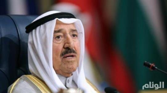 ضباط القوات الكويتية بالحد الجنوبي يهنئون قيادة الكويت