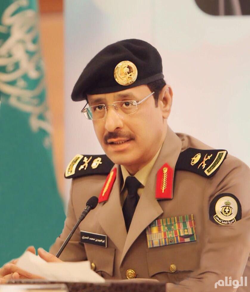 مدير عام السجون اللواء الحمزي: أدام الله عزك ياوطن
