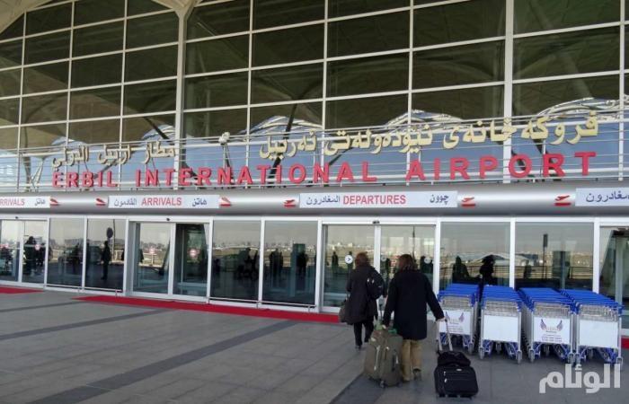 الإمارات ولبنان والأردن وتركيا يعلقون رحلاتهم الجوية إلى أربيل