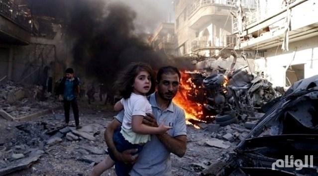 سوريا: «250» قتيلاً في الغوطة الشرقية