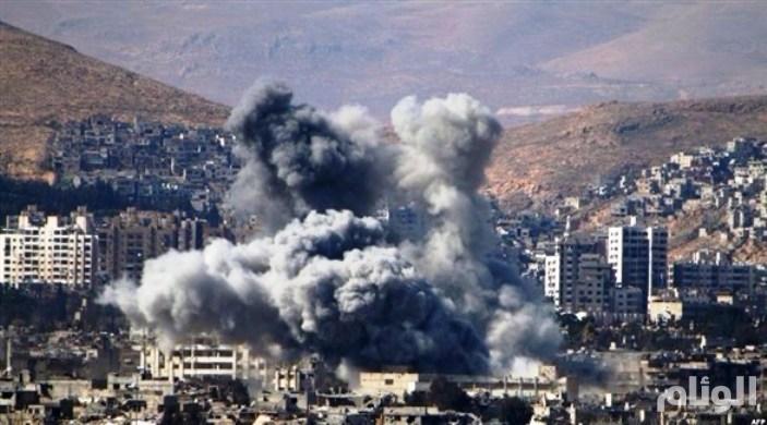 قوات نظام الأسد تُجدد قصفها لحماة في ظل خروقات متواصلة للهدنة التركية – الروسية