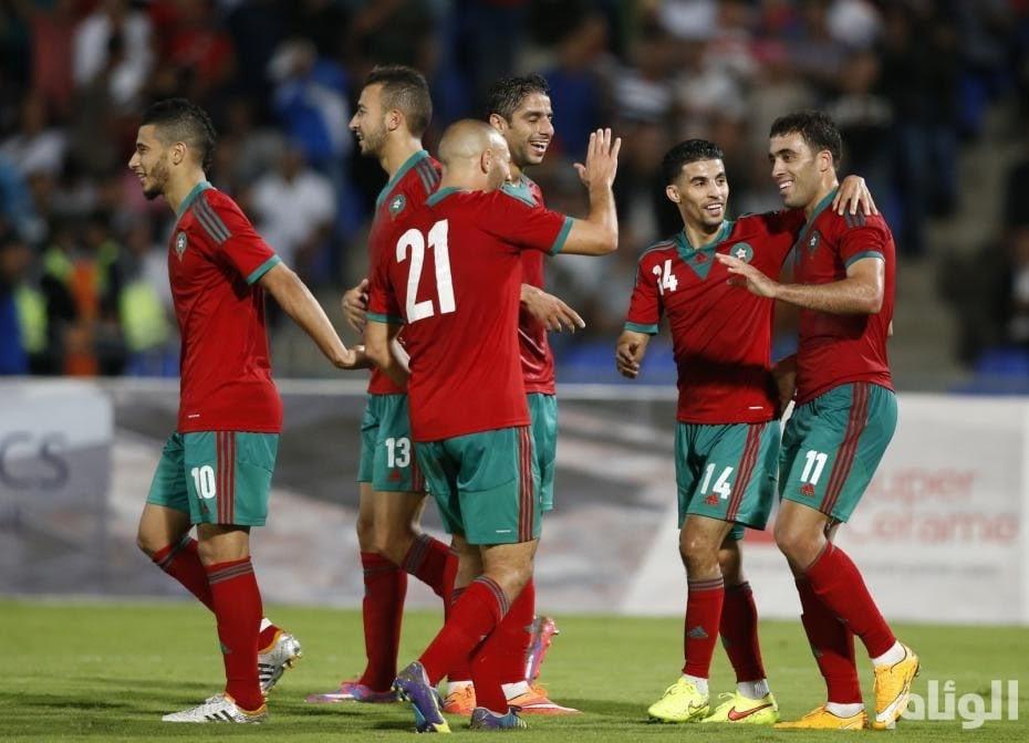 القرعة الصعبة تقلص آمال المغرب في كأس العالم