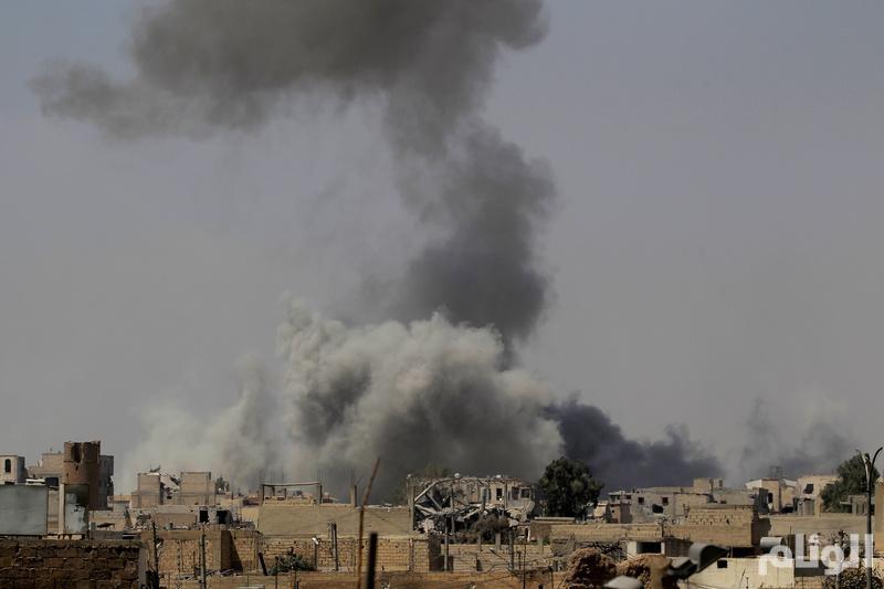 17 قتيلا على الأقل في انفجار بمدينة جسر الشغور السورية