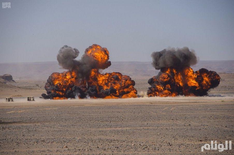 """اختتام فعاليات تمرين """" كاسح 1″ بين القوات السعودية والباكستانية"""