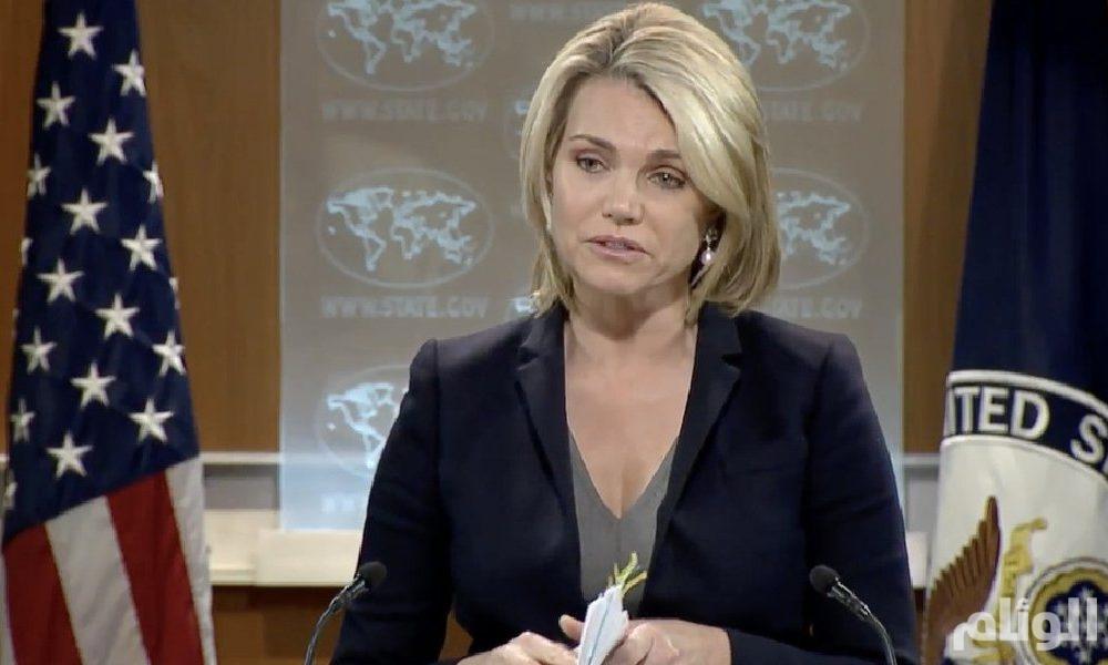 """الولايات المتحدة تتطلع إلى """"خفض التوتر"""" مع تركيا"""