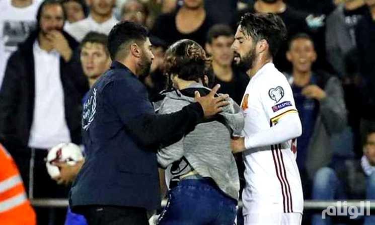 القبض على 6 إسرائيليين حاولوا طعن «إسكو» صانع ألعاب ريال مدريد
