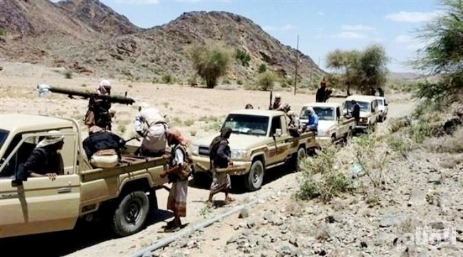 «الجبال السوداء» عملية ضد القاعدة في حضرموت