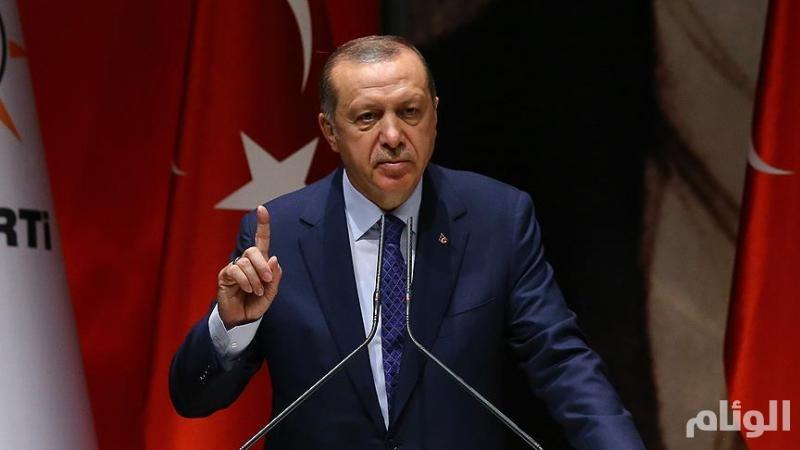 أردوغان: لا يحق لأحد أن يحاسبنا على دخولنا إدلب السورية