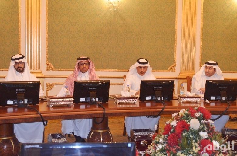 وقف الملك عبدالعزيز للعين العزيزية يبحث التعاون مع وزارة البيئة والزراعة