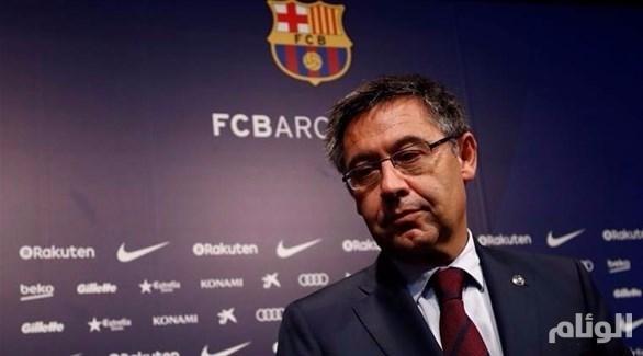 رئيس برشلونة يبحث عن «الدوري البديل» حال استقلال كاتالونيا