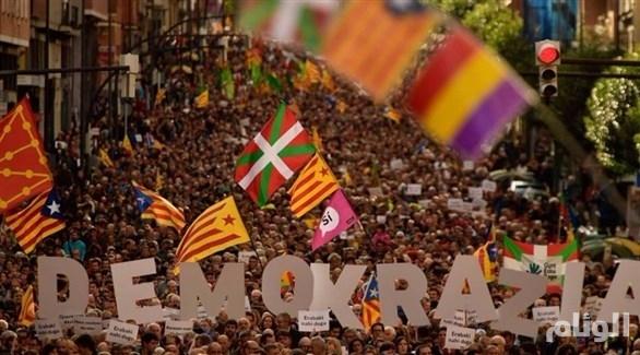 راخوي: إسبانيا لن تنقسم وسنمنع استقلال كتالونيا