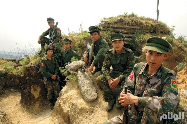 إجراءات أميركية ضد جيش بورما بسبب أزمة الروهينغا