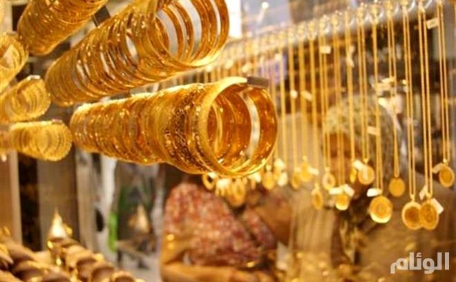 أسعار الذهب تتراجع مع تعزيز الدولار لمكاسبه