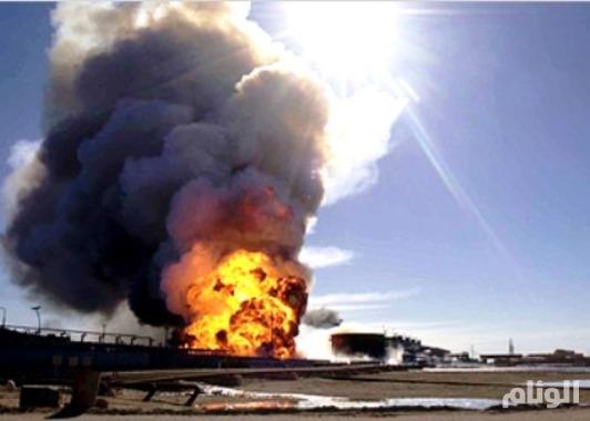 «نفط الكويت»: السيطرة على حريق اشتعل في حقل برقان النفطي