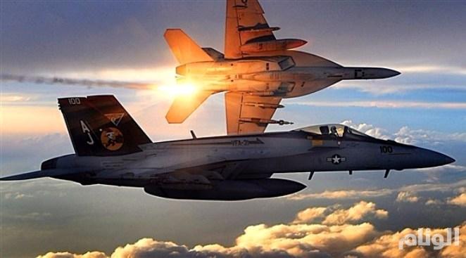 الجيش الأمريكي ينفذ ضربتين جويتين ضد داعش الإرهابي في ليبيا