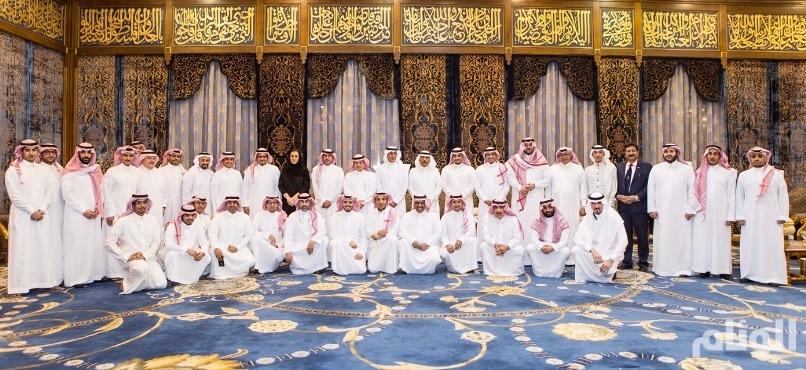 الأمير تركي بن مقرن: نساند رئيس هيئة الرياضة لرفع اسم المملكة عالياً