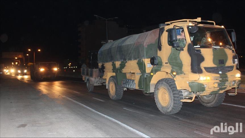 """سوريا تصف تواجد القوات التركية على حدودها بـ""""العدوان السافر"""""""
