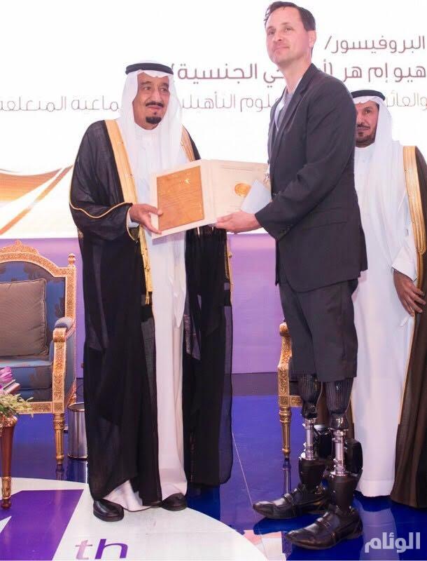 مركز الملك سلمان لأبحاث الإعاقة يوقع «81» اتفاقية لدعم المعوقين